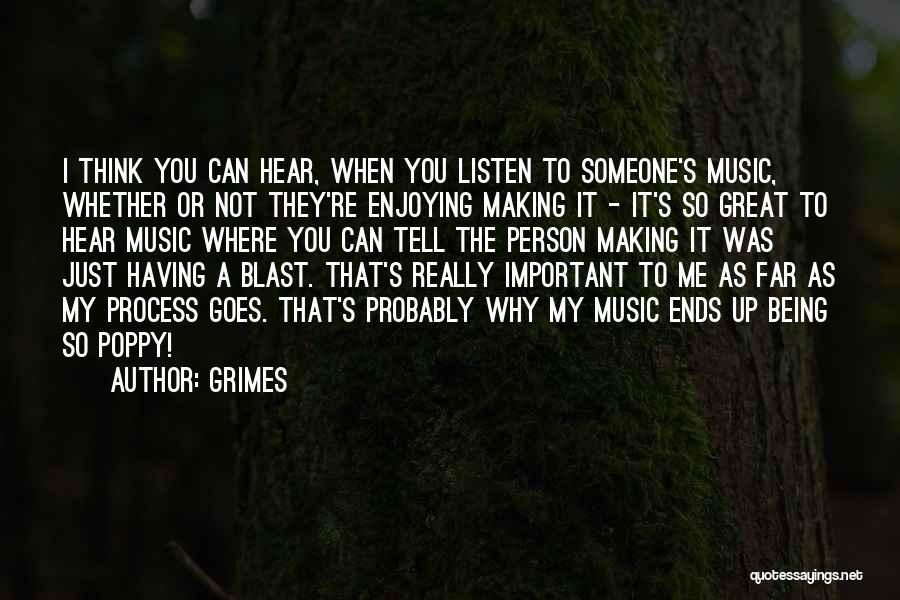 Grimes Quotes 1676872