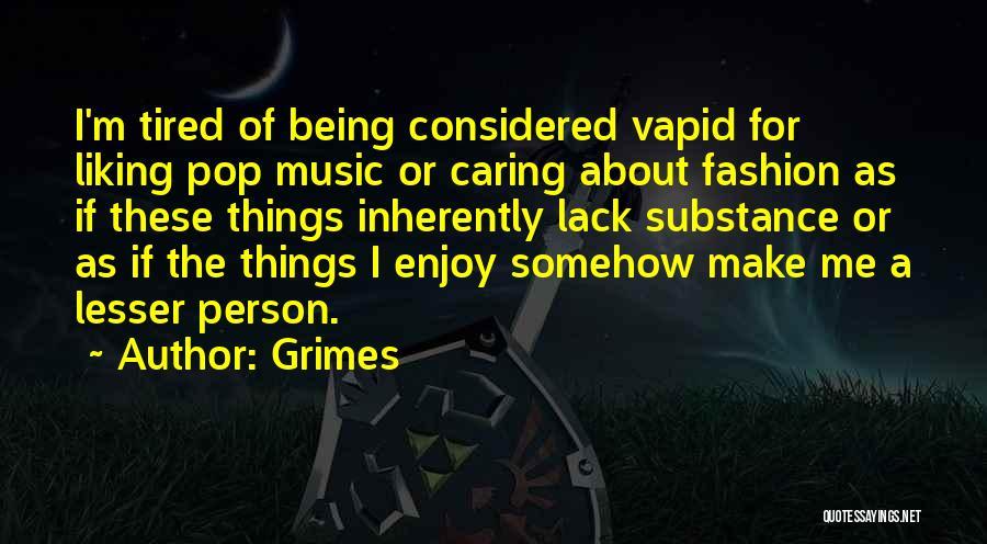 Grimes Quotes 1736325