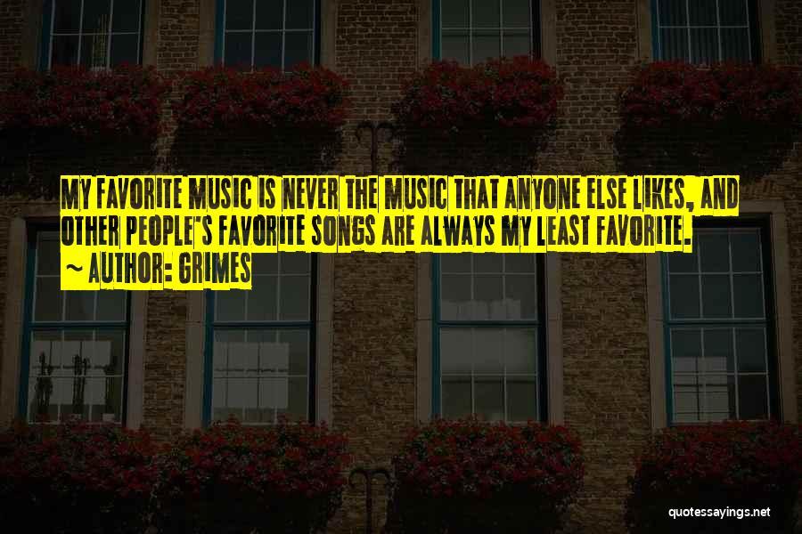 Grimes Quotes 1886843