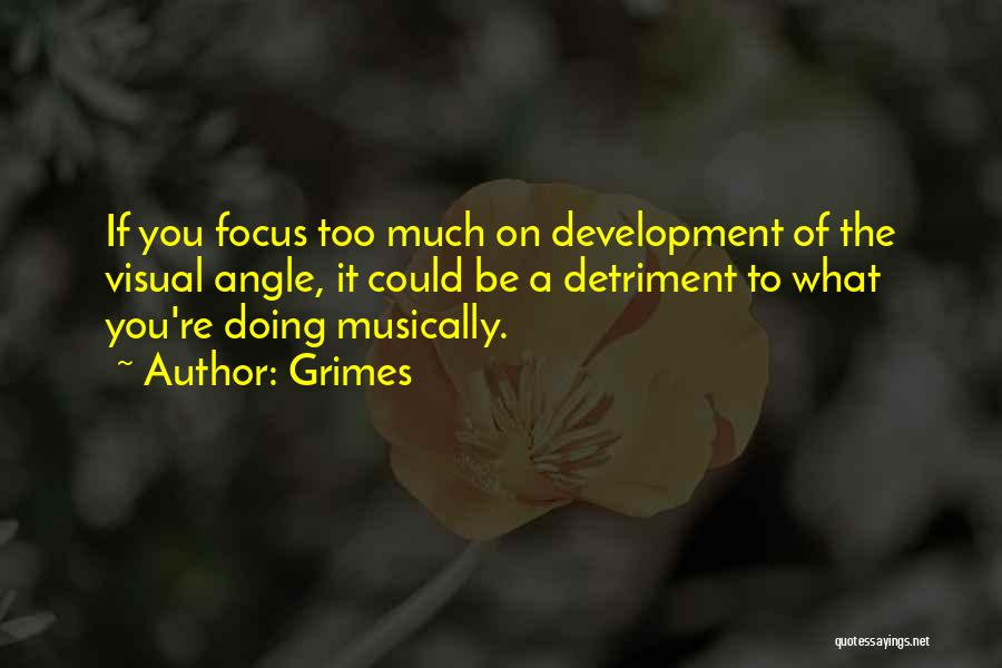 Grimes Quotes 1950009