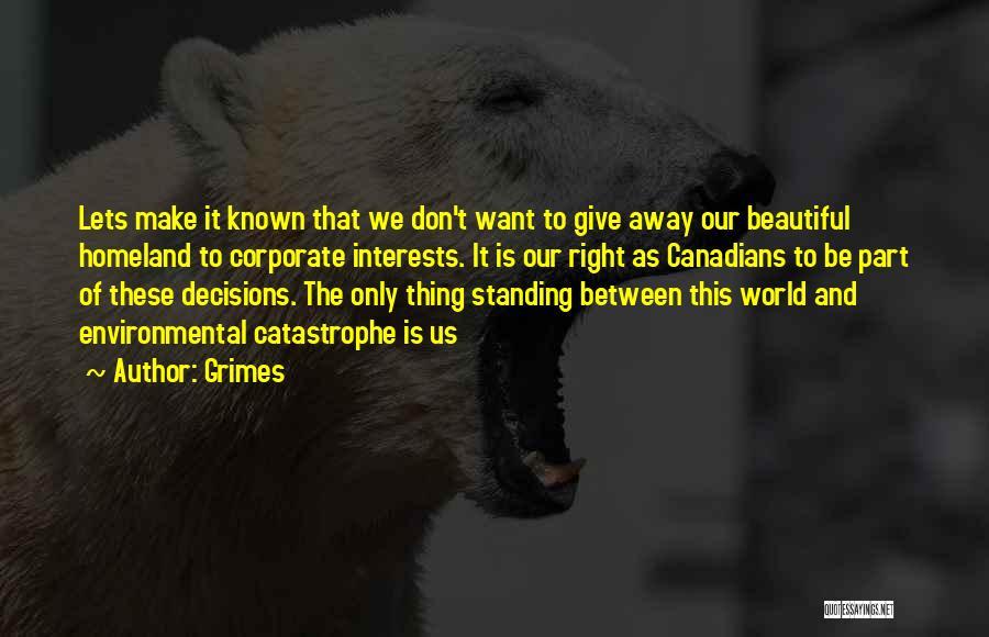Grimes Quotes 1981159