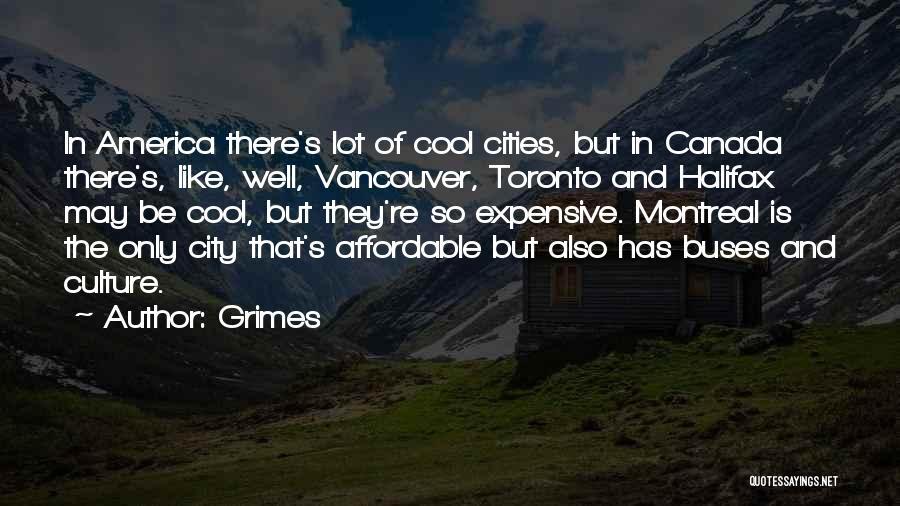 Grimes Quotes 2064638
