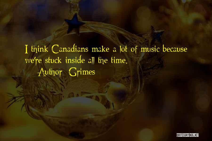 Grimes Quotes 286961