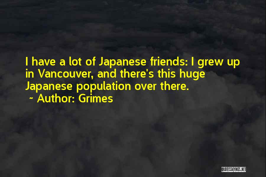 Grimes Quotes 344813