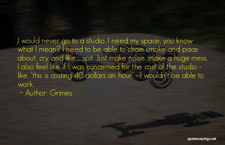 Grimes Quotes 400237