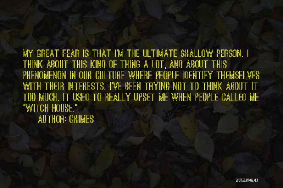 Grimes Quotes 635709