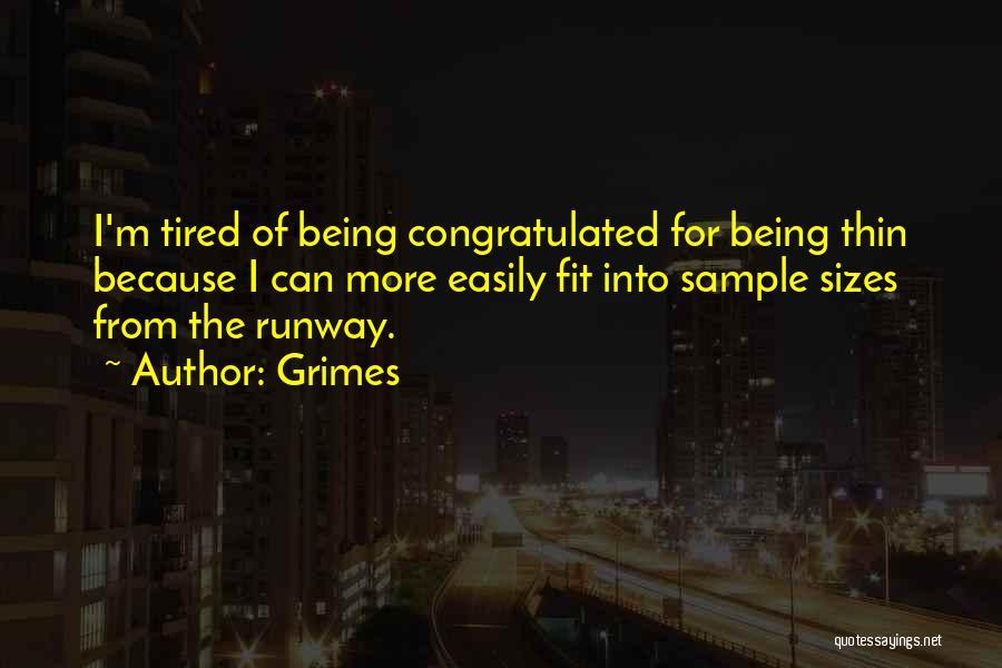 Grimes Quotes 810853