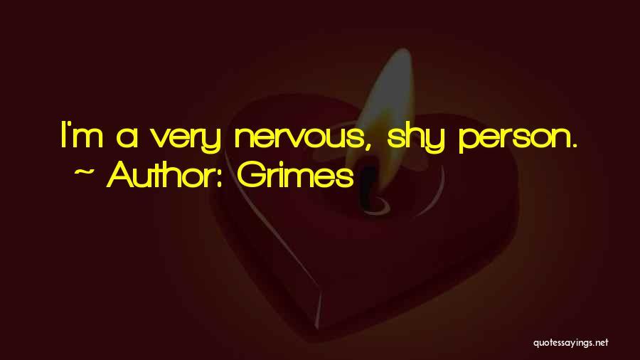 Grimes Quotes 910501