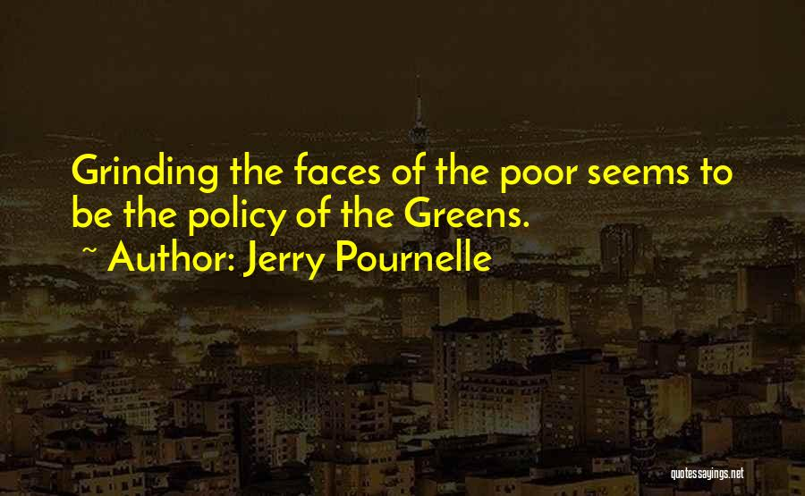 Grinding Quotes By Jerry Pournelle
