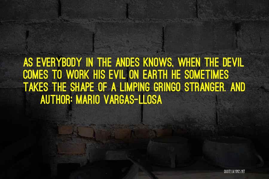 Gringo Quotes By Mario Vargas-Llosa