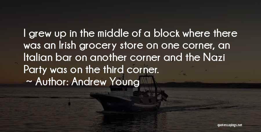 Grocery Quotes By Andrew Young
