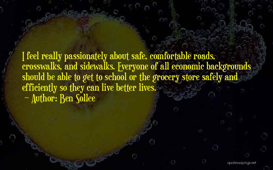 Grocery Quotes By Ben Sollee