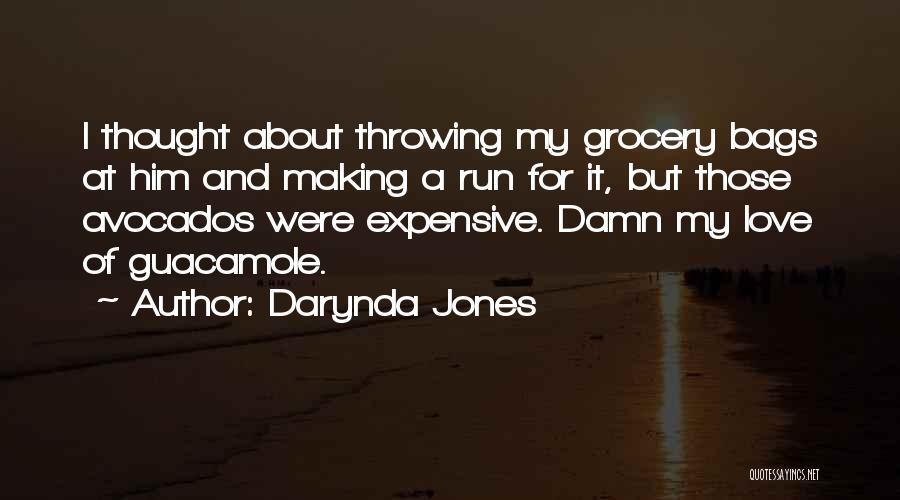 Grocery Quotes By Darynda Jones