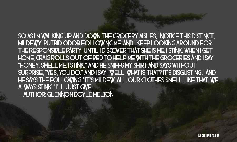 Grocery Quotes By Glennon Doyle Melton