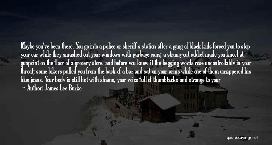 Grocery Quotes By James Lee Burke