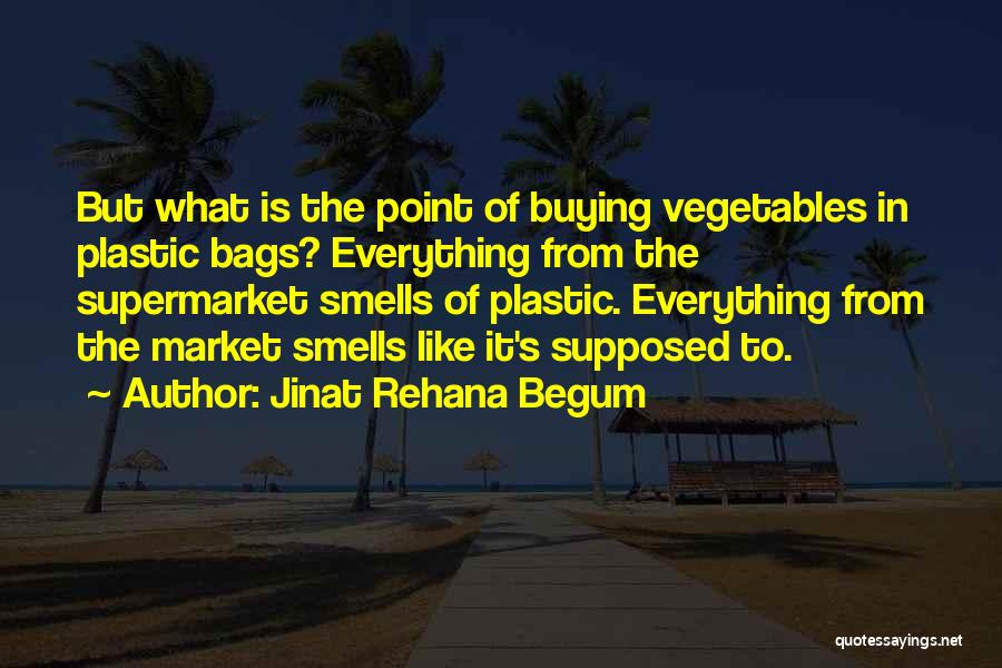 Grocery Quotes By Jinat Rehana Begum