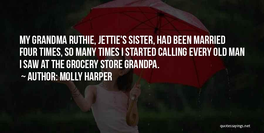Grocery Quotes By Molly Harper