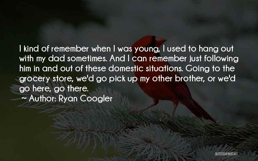 Grocery Quotes By Ryan Coogler