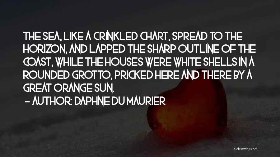 Grotto Quotes By Daphne Du Maurier