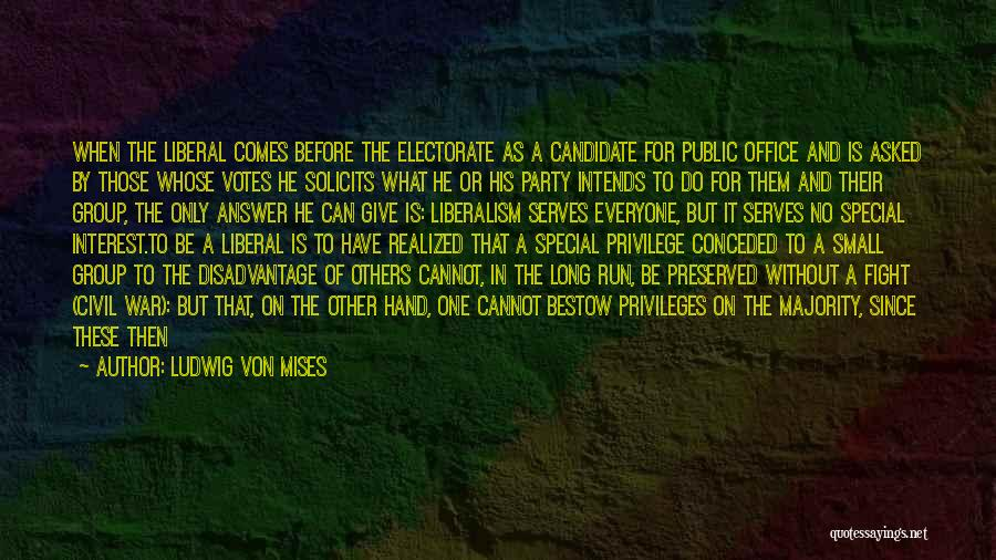 Group Productivity Quotes By Ludwig Von Mises