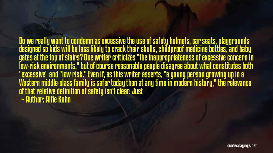 Growing As A Family Quotes By Alfie Kohn