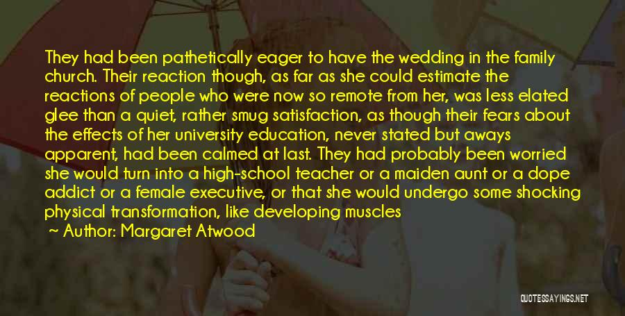 Growing As A Family Quotes By Margaret Atwood