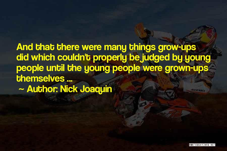Grown Ups 2 Nick Quotes By Nick Joaquin