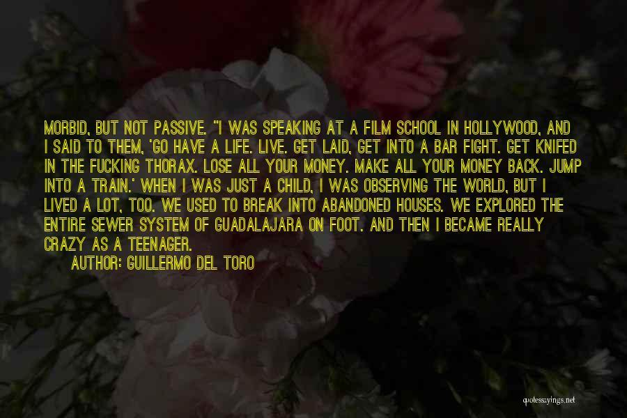 Guadalajara Quotes By Guillermo Del Toro
