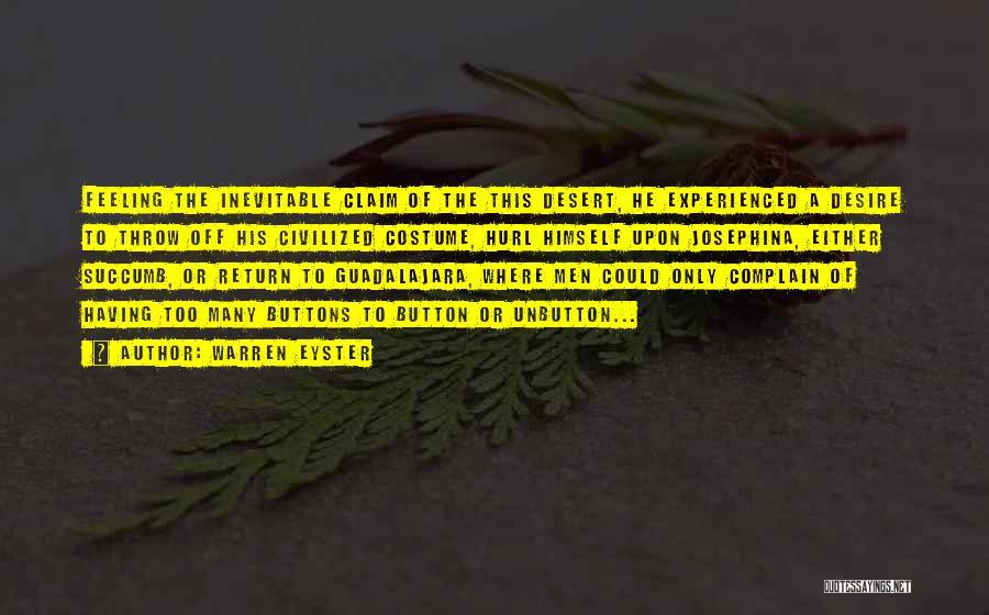 Guadalajara Quotes By Warren Eyster