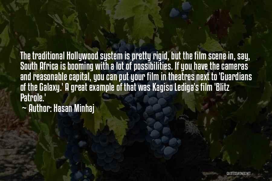 Guardians Galaxy Quotes By Hasan Minhaj