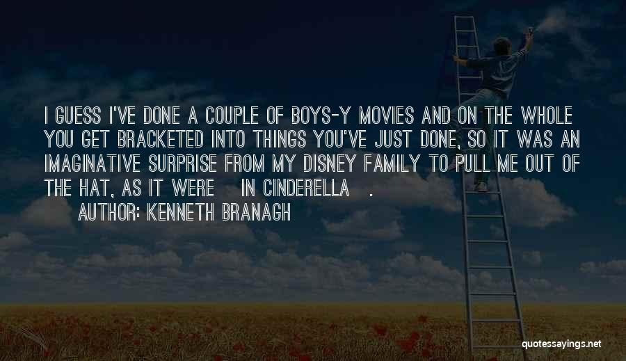 Guess The Disney Quotes By Kenneth Branagh