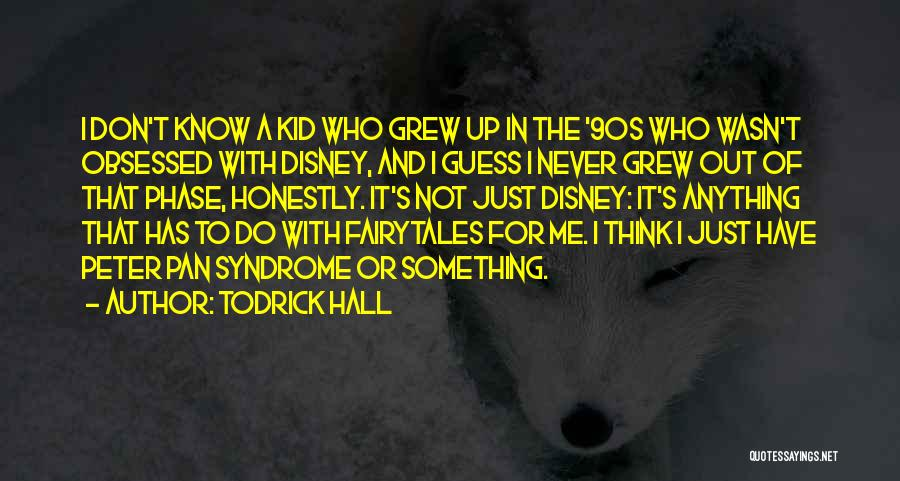 Guess The Disney Quotes By Todrick Hall