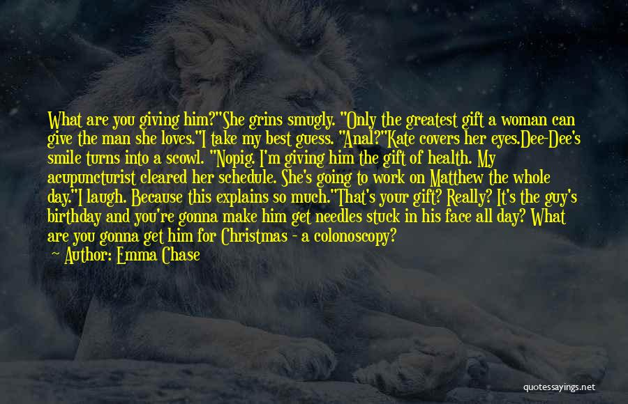 Guess Who Loves You Quotes By Emma Chase