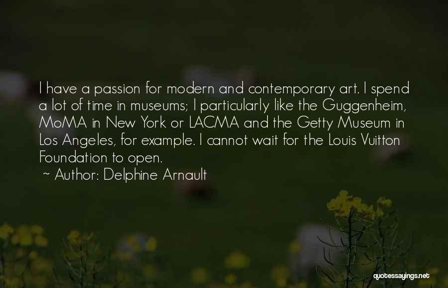 Guggenheim Quotes By Delphine Arnault