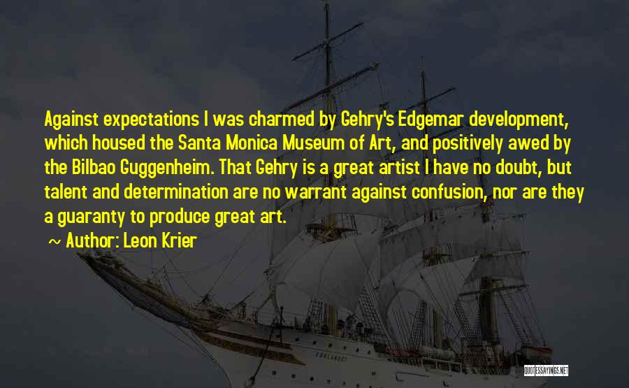 Guggenheim Quotes By Leon Krier