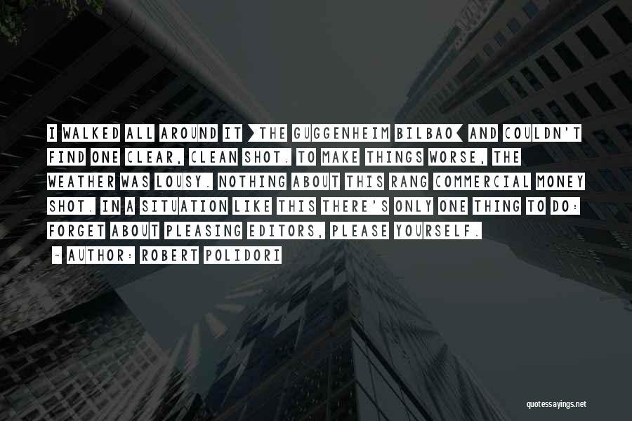 Guggenheim Quotes By Robert Polidori
