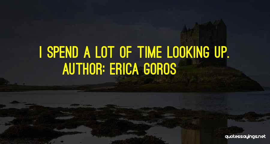 Guidance Of God Quotes By Erica Goros