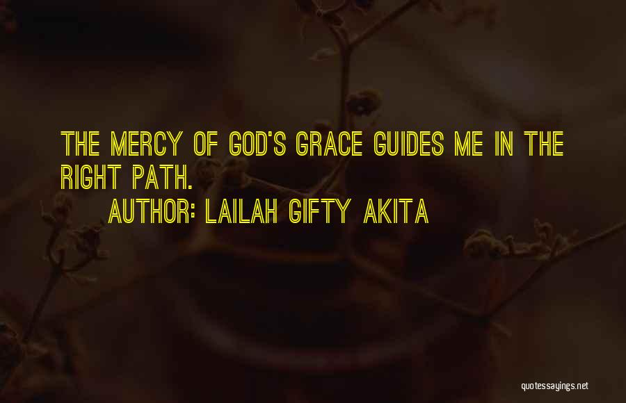 Guidance Of God Quotes By Lailah Gifty Akita