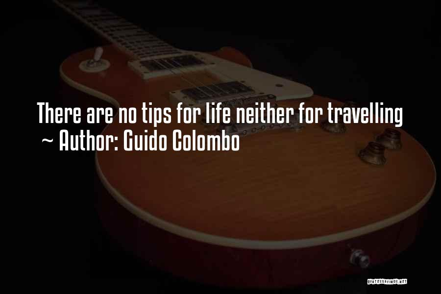 Guido Colombo Quotes 1316642