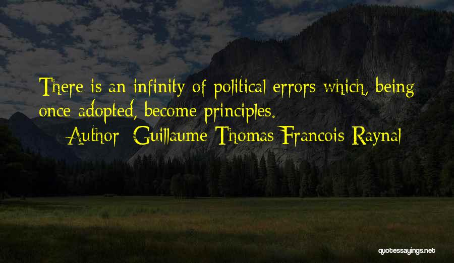 Guillaume-Thomas Francois Raynal Quotes 152585