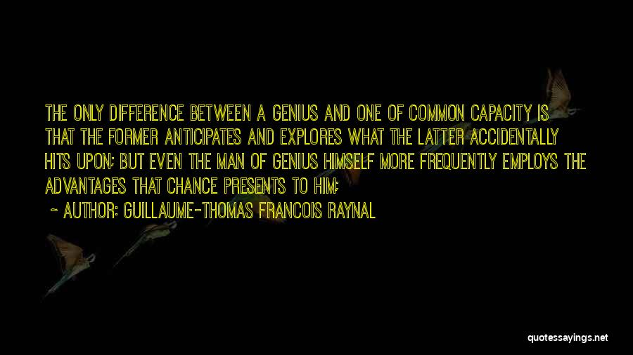 Guillaume-Thomas Francois Raynal Quotes 169437
