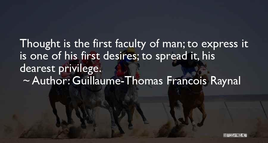 Guillaume-Thomas Francois Raynal Quotes 858544