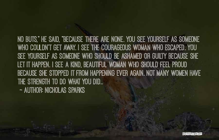 Guilty As A Quotes By Nicholas Sparks