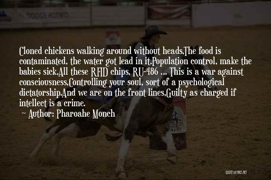 Guilty As A Quotes By Pharoahe Monch