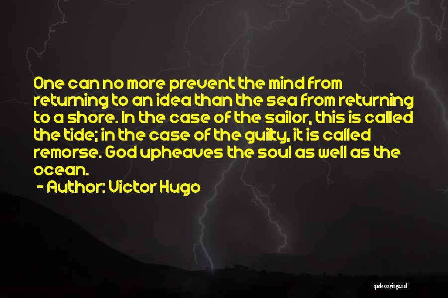 Guilty As A Quotes By Victor Hugo