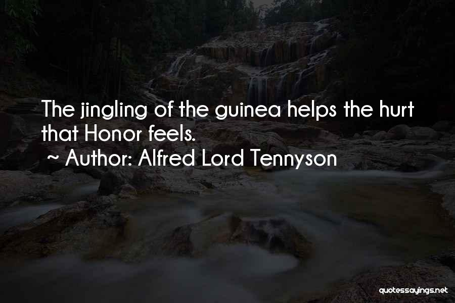 Guinea Quotes By Alfred Lord Tennyson