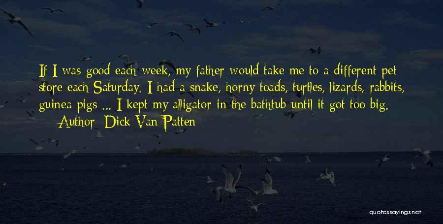 Guinea Quotes By Dick Van Patten