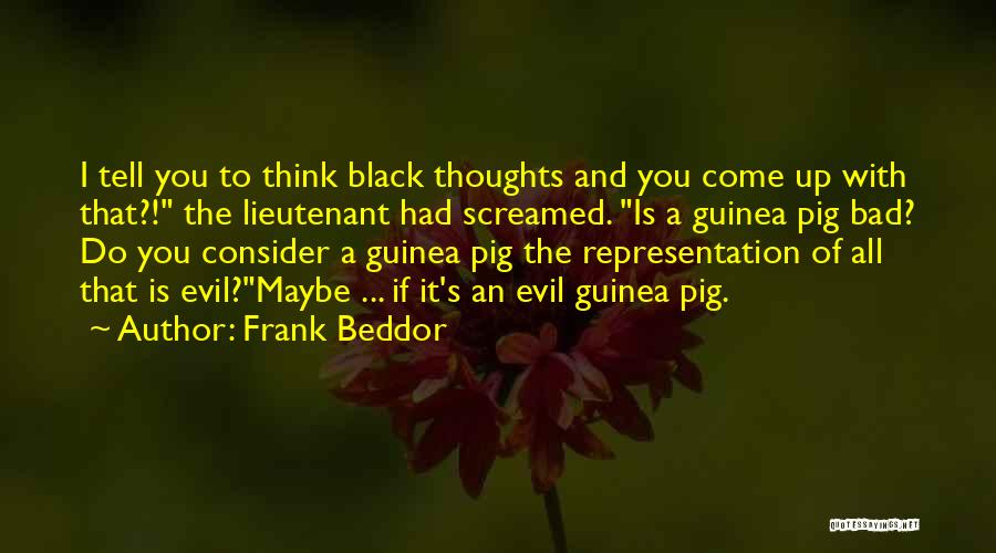 Guinea Quotes By Frank Beddor
