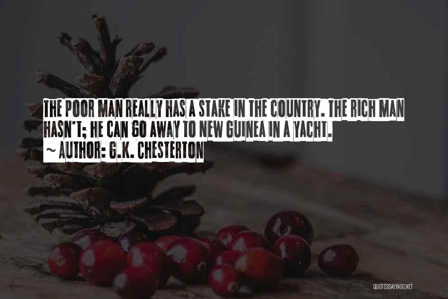 Guinea Quotes By G.K. Chesterton