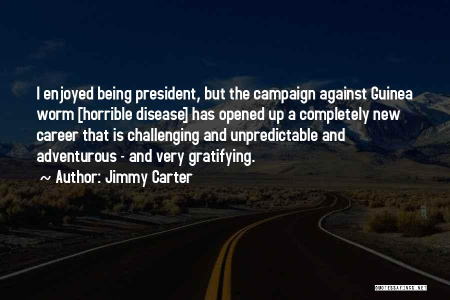 Guinea Quotes By Jimmy Carter